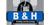 BH Painting Logo